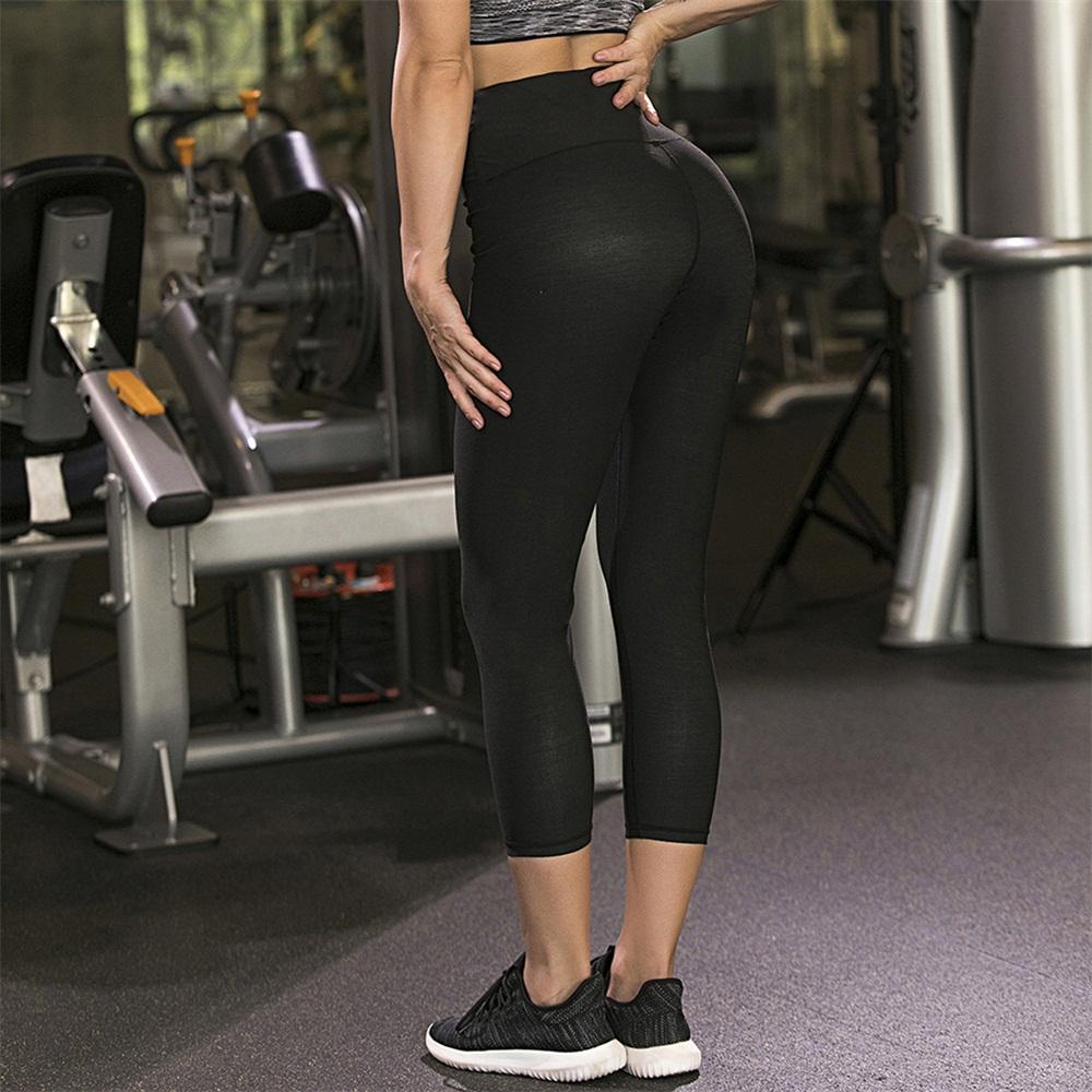 Details about  /Women Shaper Pants Slimming Sweat Sauna Waist Trainer High Waist Shaper Leggings