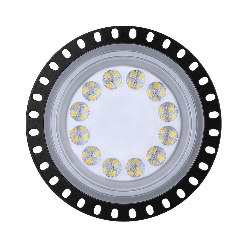 50W UFO LED High Bay Light IP65 Floodlight Outdoor Warehouse Factory Lighting US