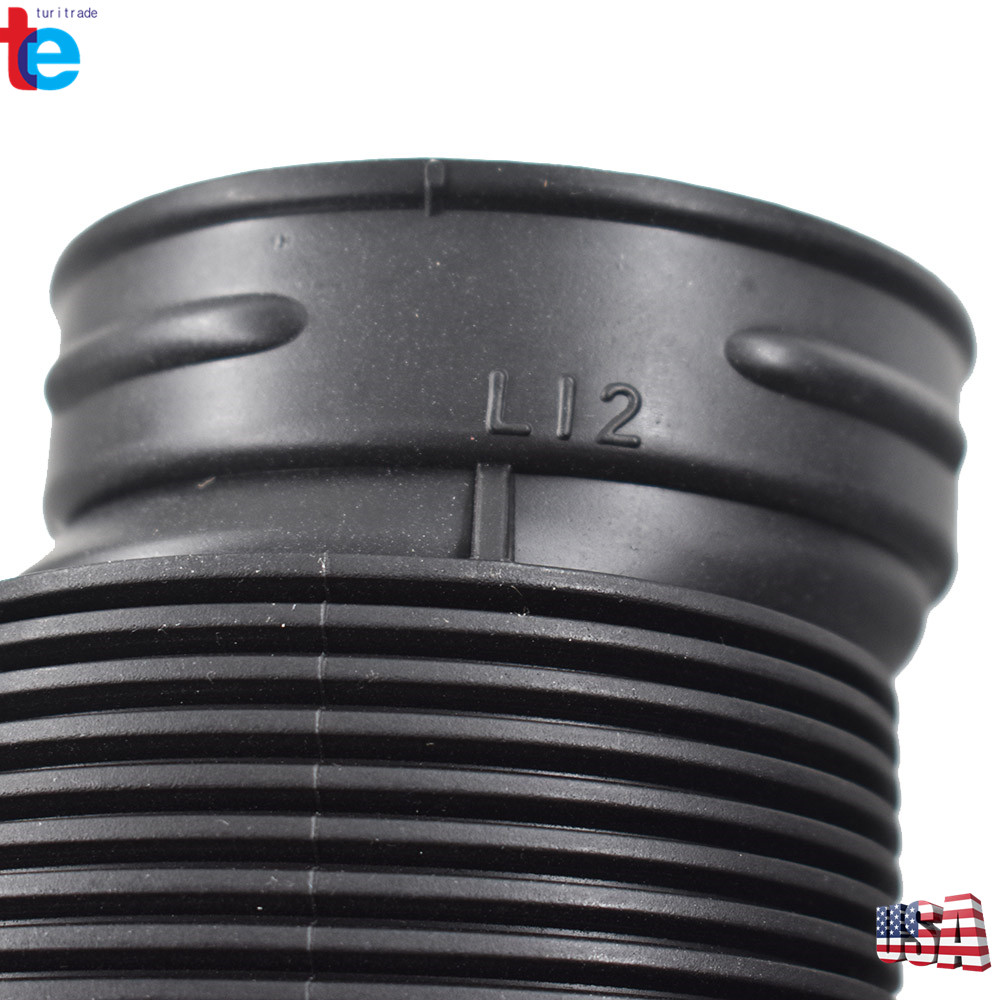 New Pair Left+Right Side Air Intake Duct Hose Fit for Mercedes W204 C300 C350