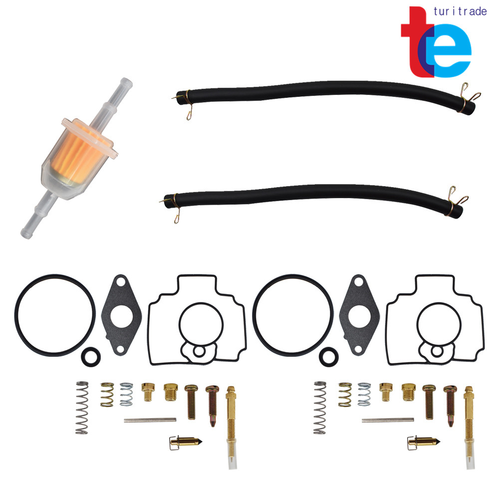 Details about Carburetor Rebuild Kit For John Deere Mower 345 425 445 -  FD620 FD620D Carb