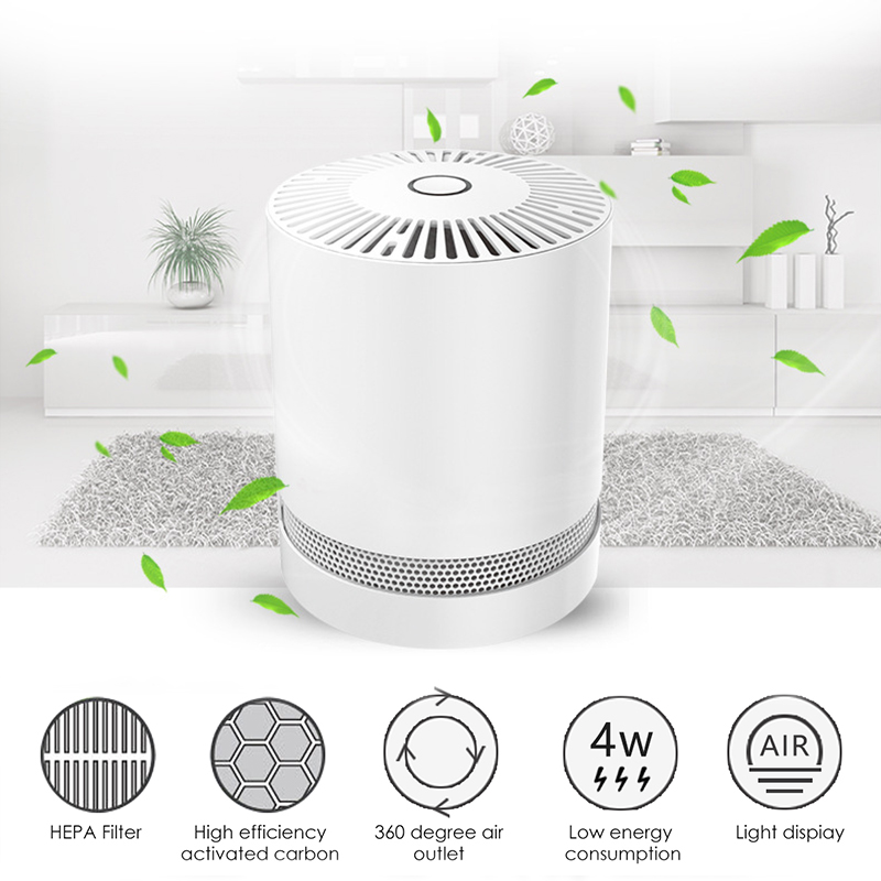 Large-Room-Air-Purifier-with-True-HEPA-Filter-Remove-Allergies-Odors-Noise-free miniature 16