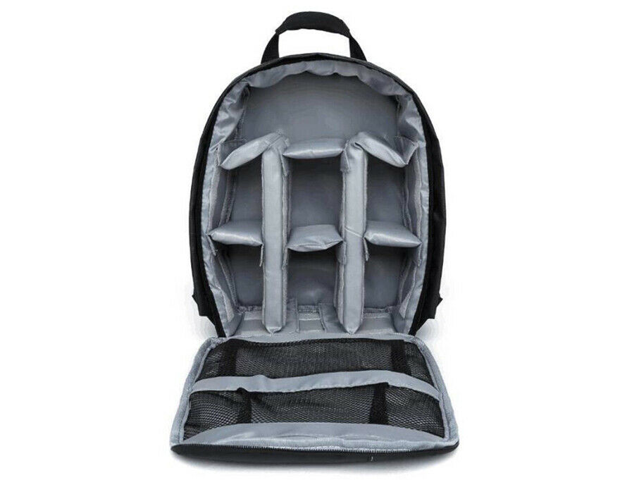 NEW-Waterproof-SLR-DSLR-Camera-Backpack-Shoulder-Bag-Case-For-Canon-Nikon-Sony thumbnail 15