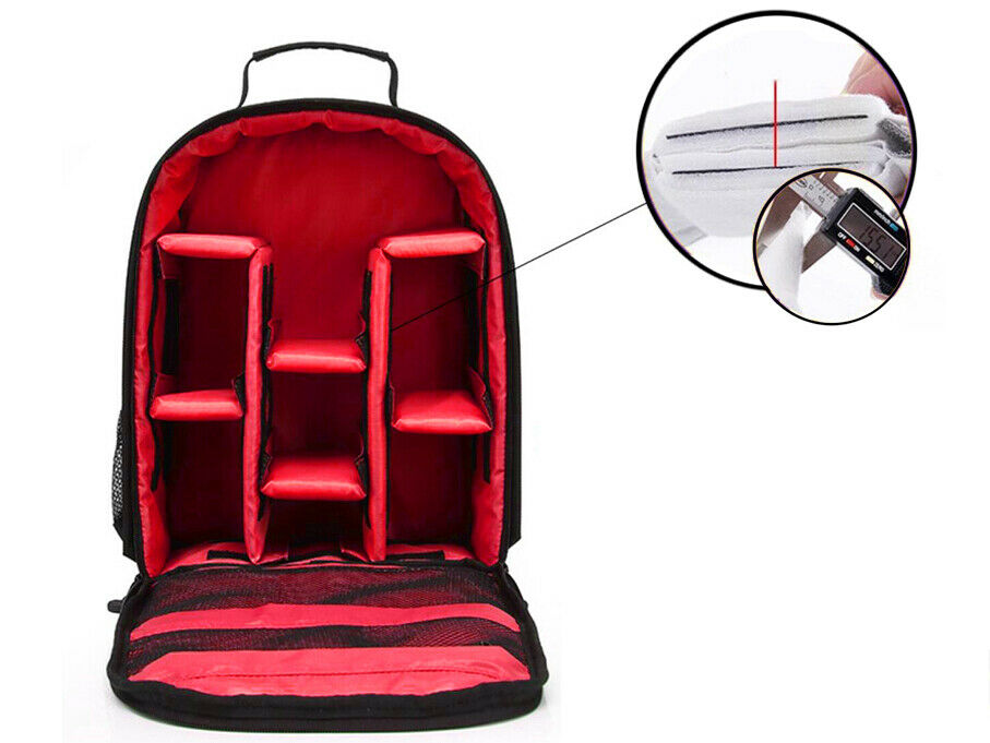 NEW-Waterproof-SLR-DSLR-Camera-Backpack-Shoulder-Bag-Case-For-Canon-Nikon-Sony thumbnail 24