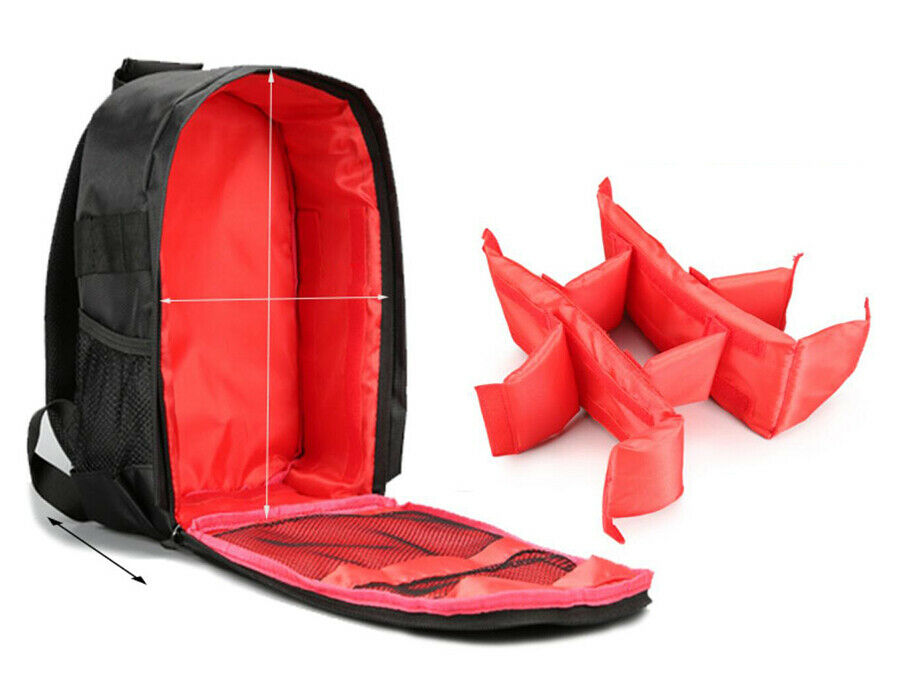 NEW-Waterproof-SLR-DSLR-Camera-Backpack-Shoulder-Bag-Case-For-Canon-Nikon-Sony thumbnail 25