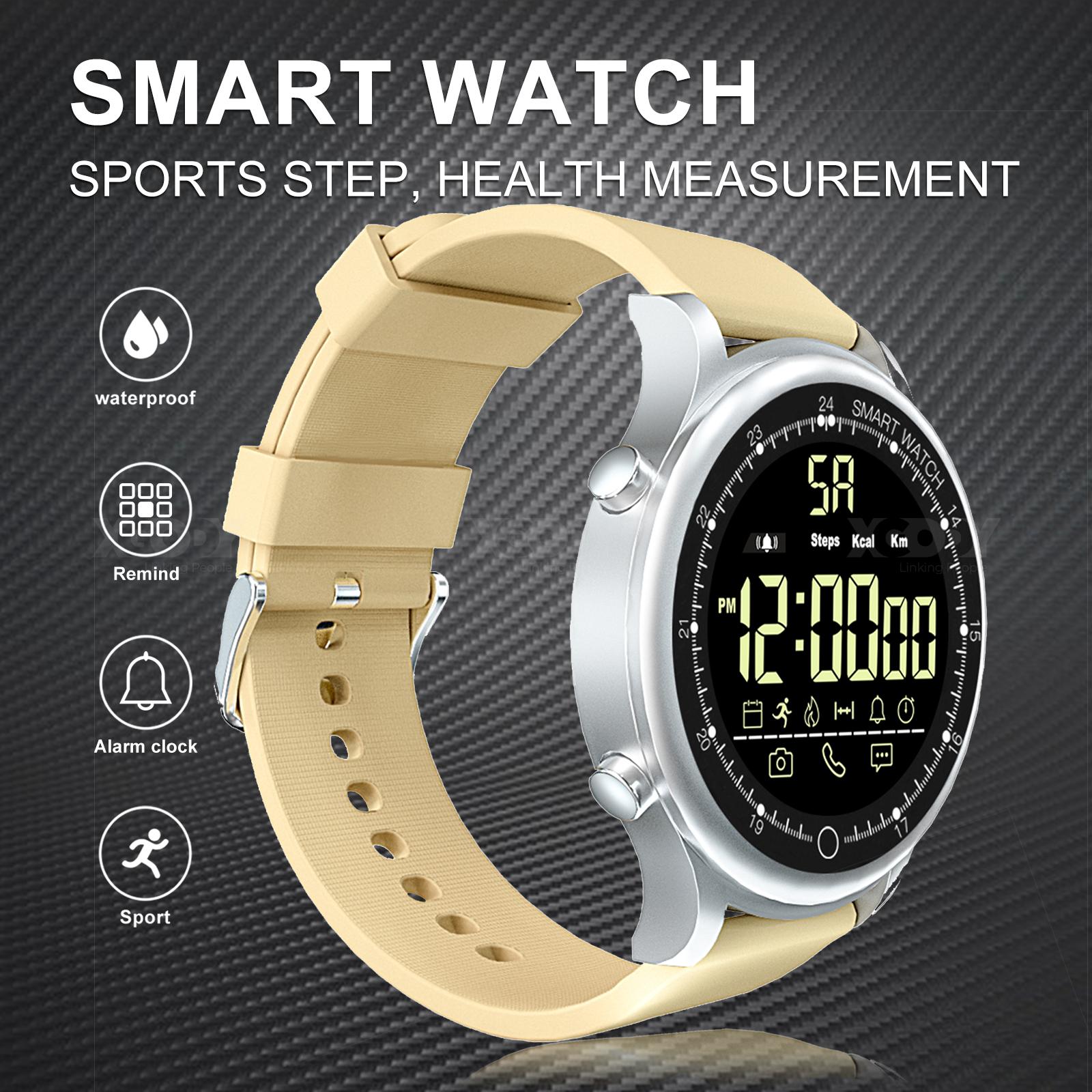 XGODY Waterproof Sport Fitness Smart Watch Activity Tracker