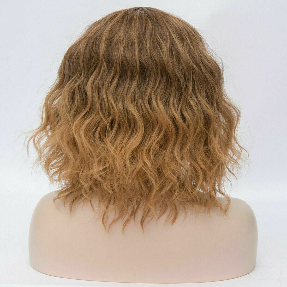 Lolita-Women-039-s-Short-Curly-Anime-Synthetic-Hair-Heat-Resistant-Cosplay-Party-Wig miniature 19