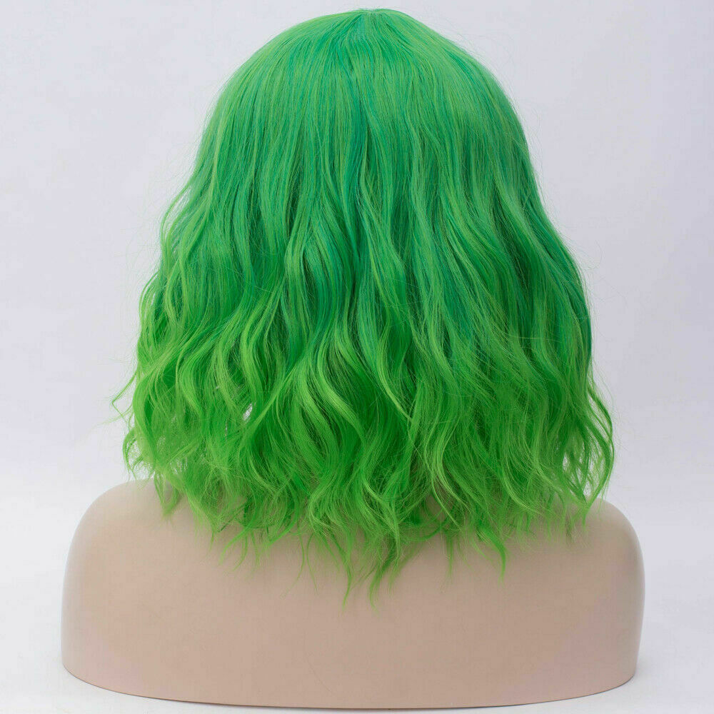 Lolita-Women-039-s-Short-Curly-Anime-Synthetic-Hair-Heat-Resistant-Cosplay-Party-Wig miniature 38