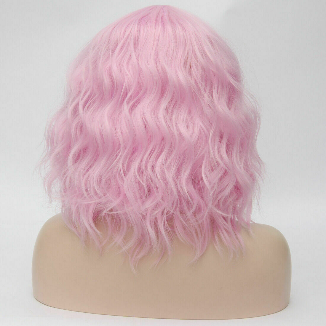 Lolita-Women-039-s-Short-Curly-Anime-Synthetic-Hair-Heat-Resistant-Cosplay-Party-Wig miniature 43