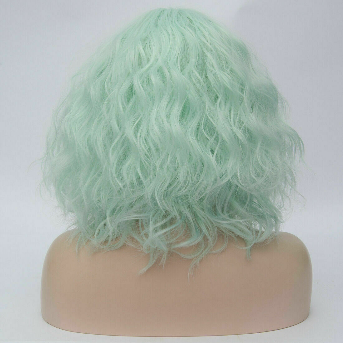 Lolita-Women-039-s-Short-Curly-Anime-Synthetic-Hair-Heat-Resistant-Cosplay-Party-Wig miniature 51