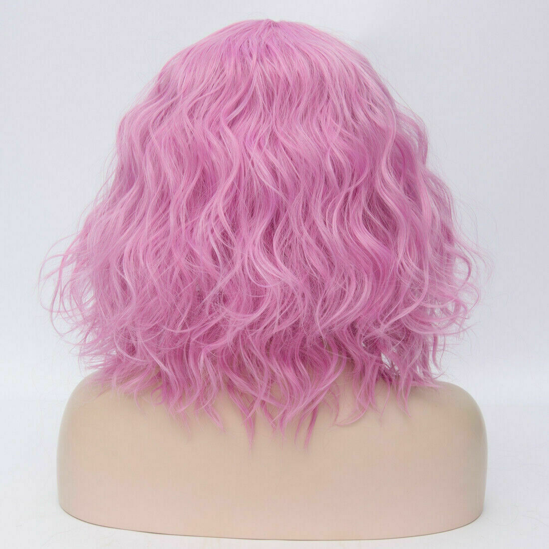Lolita-Women-039-s-Short-Curly-Anime-Synthetic-Hair-Heat-Resistant-Cosplay-Party-Wig miniature 71