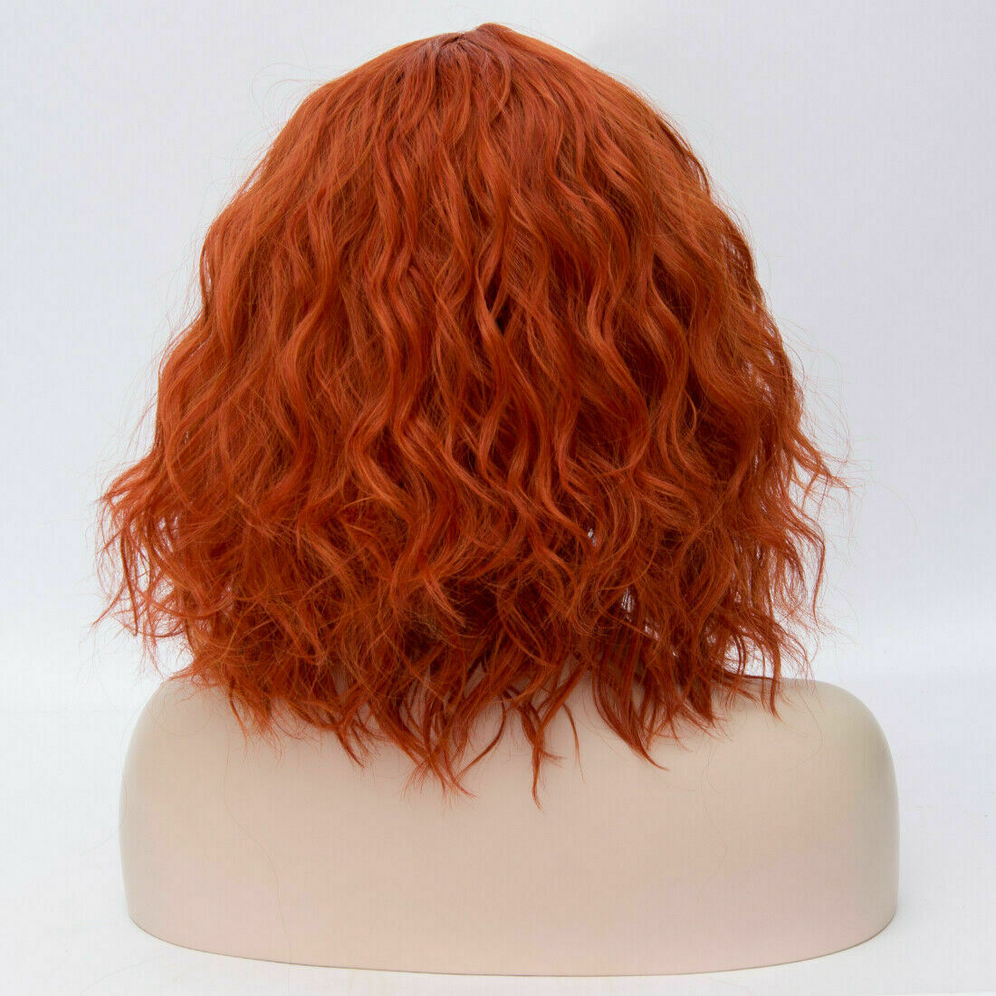 Lolita-Women-039-s-Short-Curly-Anime-Synthetic-Hair-Heat-Resistant-Cosplay-Party-Wig miniature 79
