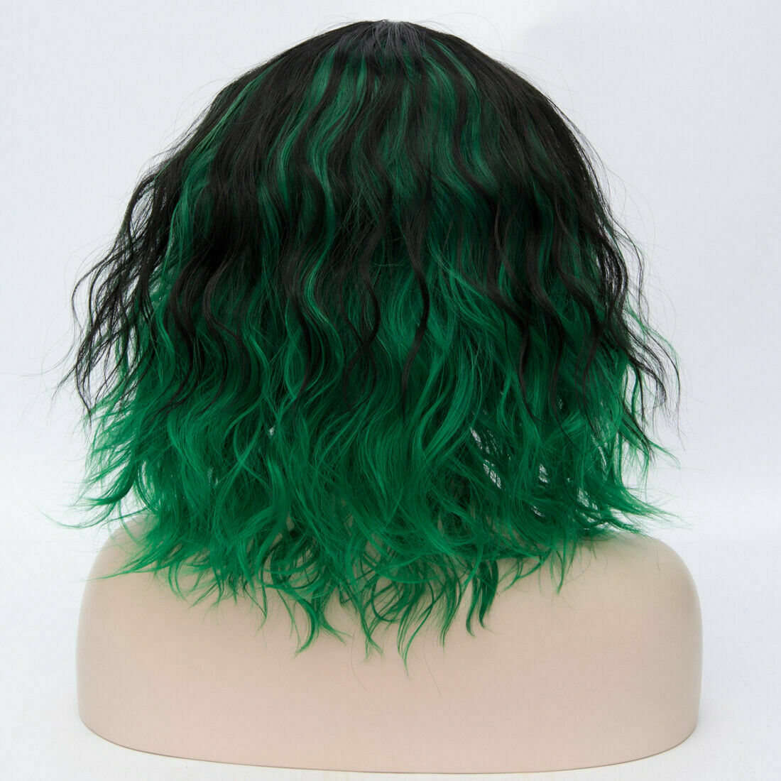 Lolita-Women-039-s-Short-Curly-Anime-Synthetic-Hair-Heat-Resistant-Cosplay-Party-Wig miniature 94