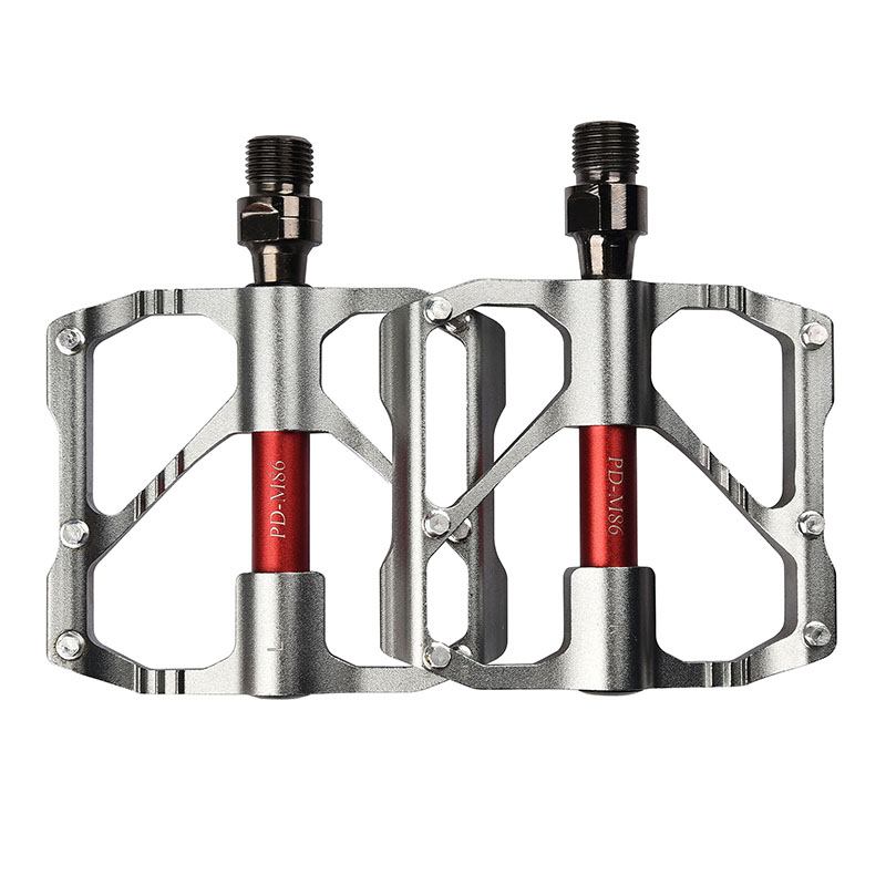 PROMEND-Mountain-Road-Bike-Pedals-3-Bearings-Carbon-Fiber-Core-Tube-Pedals-Flat thumbnail 38