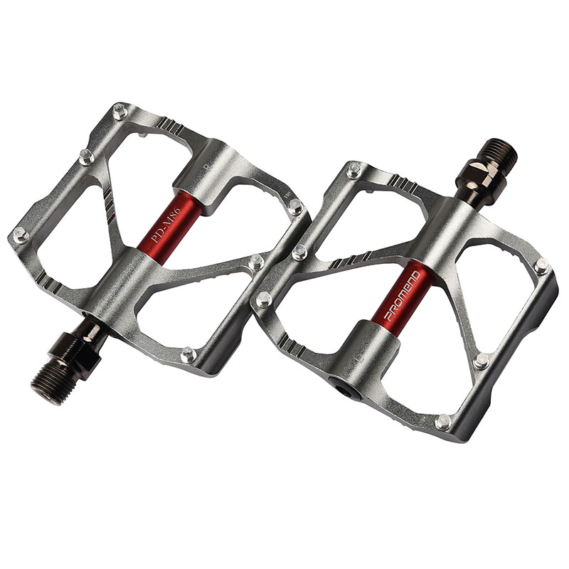 PROMEND-Mountain-Road-Bike-Pedals-3-Bearings-Carbon-Fiber-Core-Tube-Pedals-Flat thumbnail 34