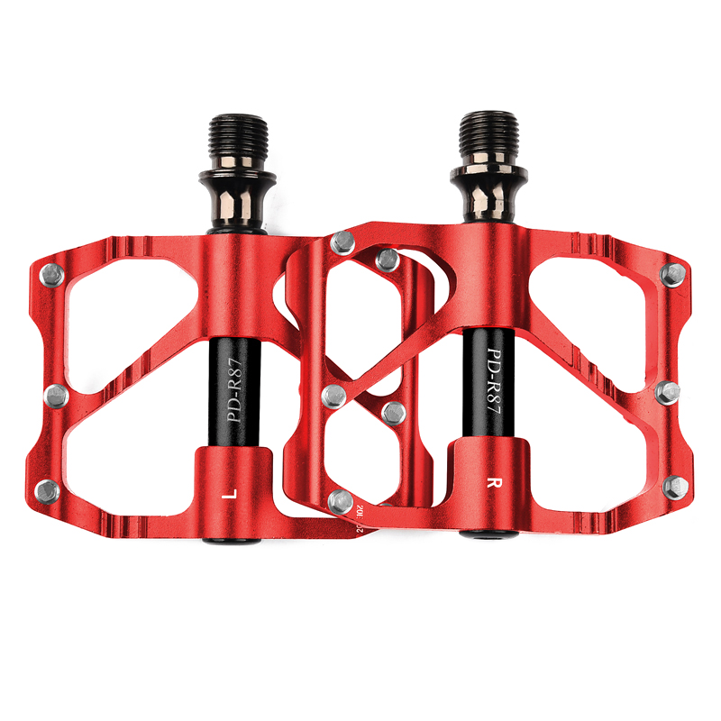 PROMEND-Mountain-Road-Bike-Pedals-3-Bearings-Carbon-Fiber-Core-Tube-Pedals-Flat thumbnail 50