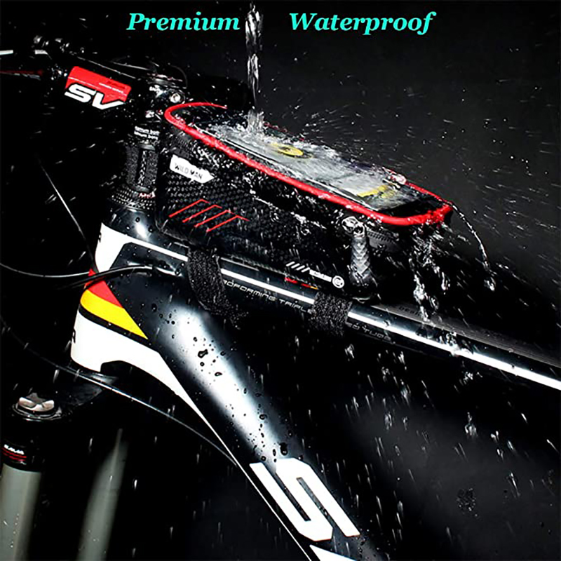 PROMEND-Mountain-Road-Bike-Pedals-3-Bearings-Carbon-Fiber-Core-Tube-Pedals-Flat thumbnail 61