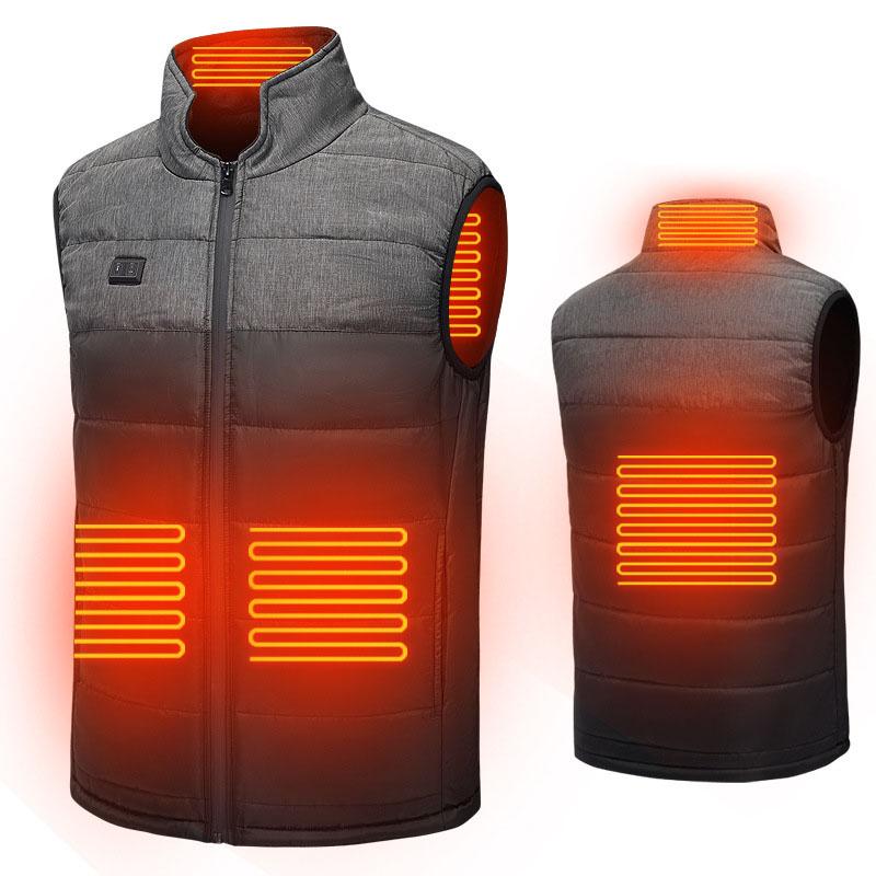 usb heated vest power bank