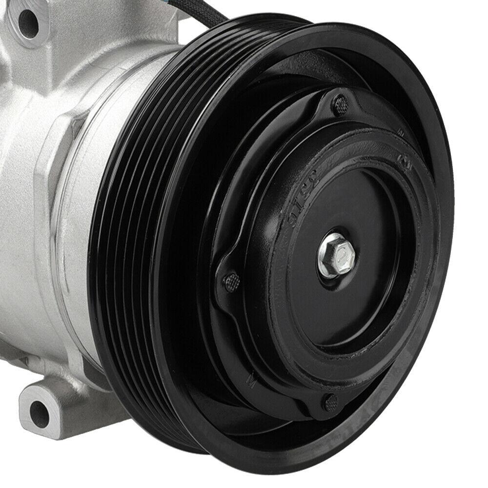 A/C Compressor Fits Honda Accord 03-07 V6 3.0L Acura TL