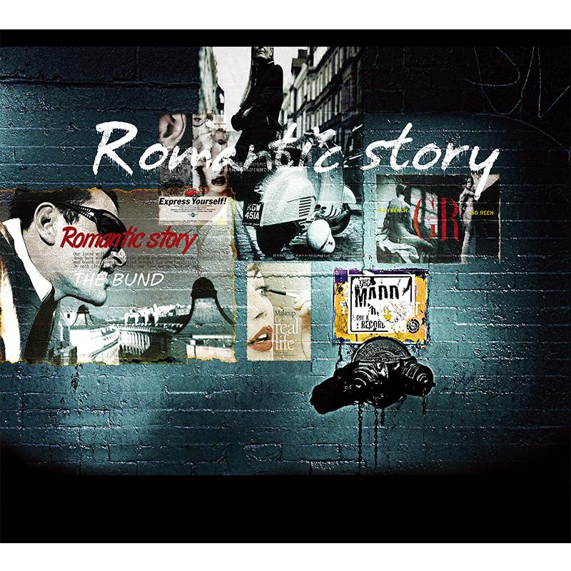 Retro Backdrop Scenic Street Vinyl Photography Background