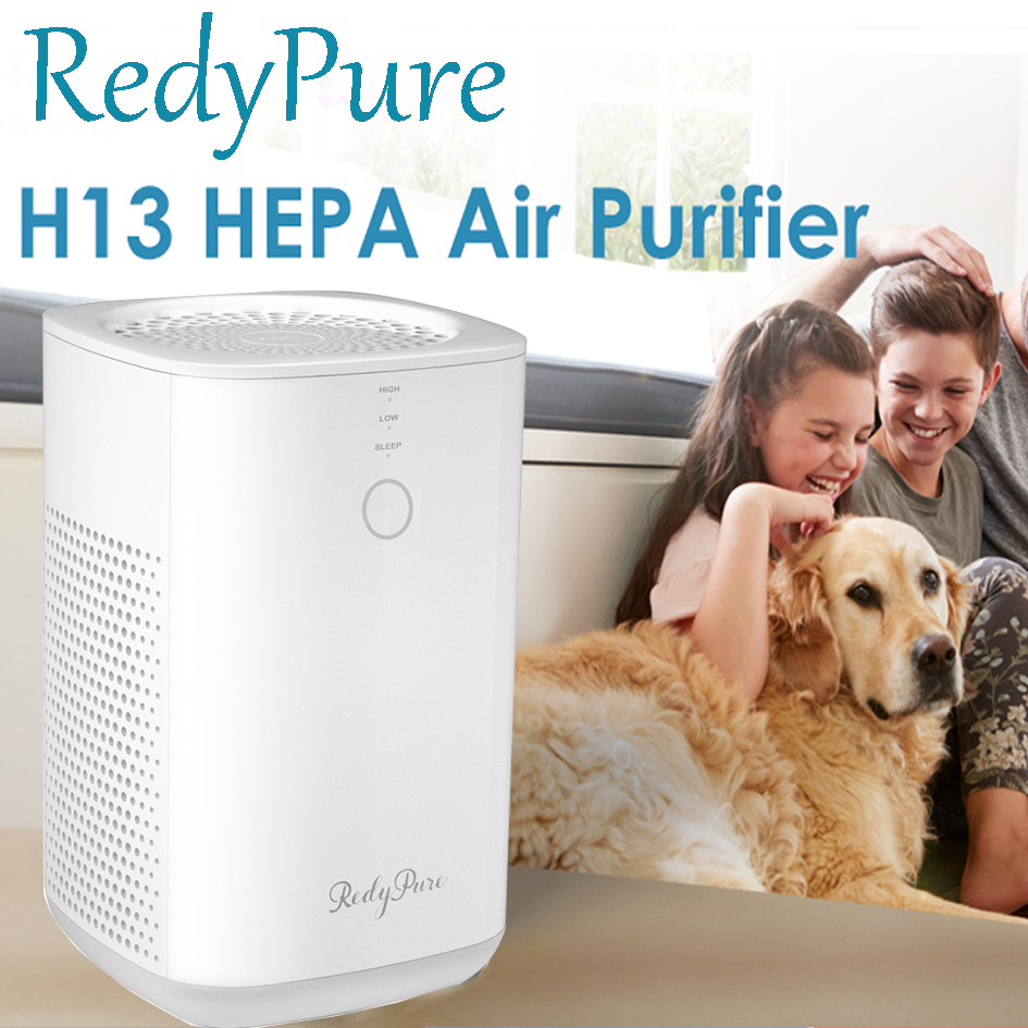 Large Room Air Purifier Cleaner HEPA Filter Remove Odor Dust