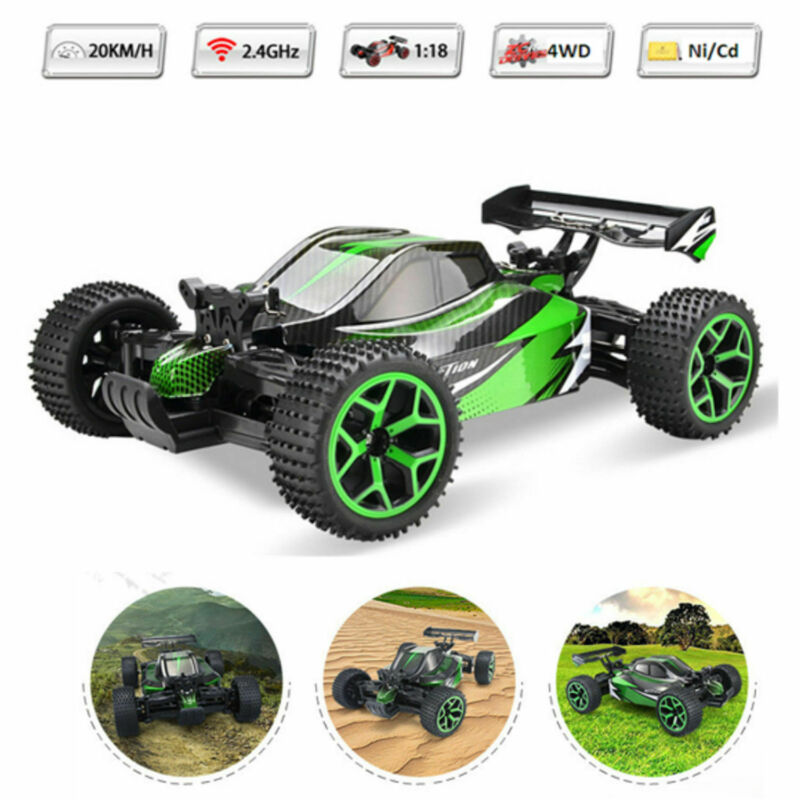 4WD Stunning Racing Buggy RC Car X-Knight Monstertruck Elect