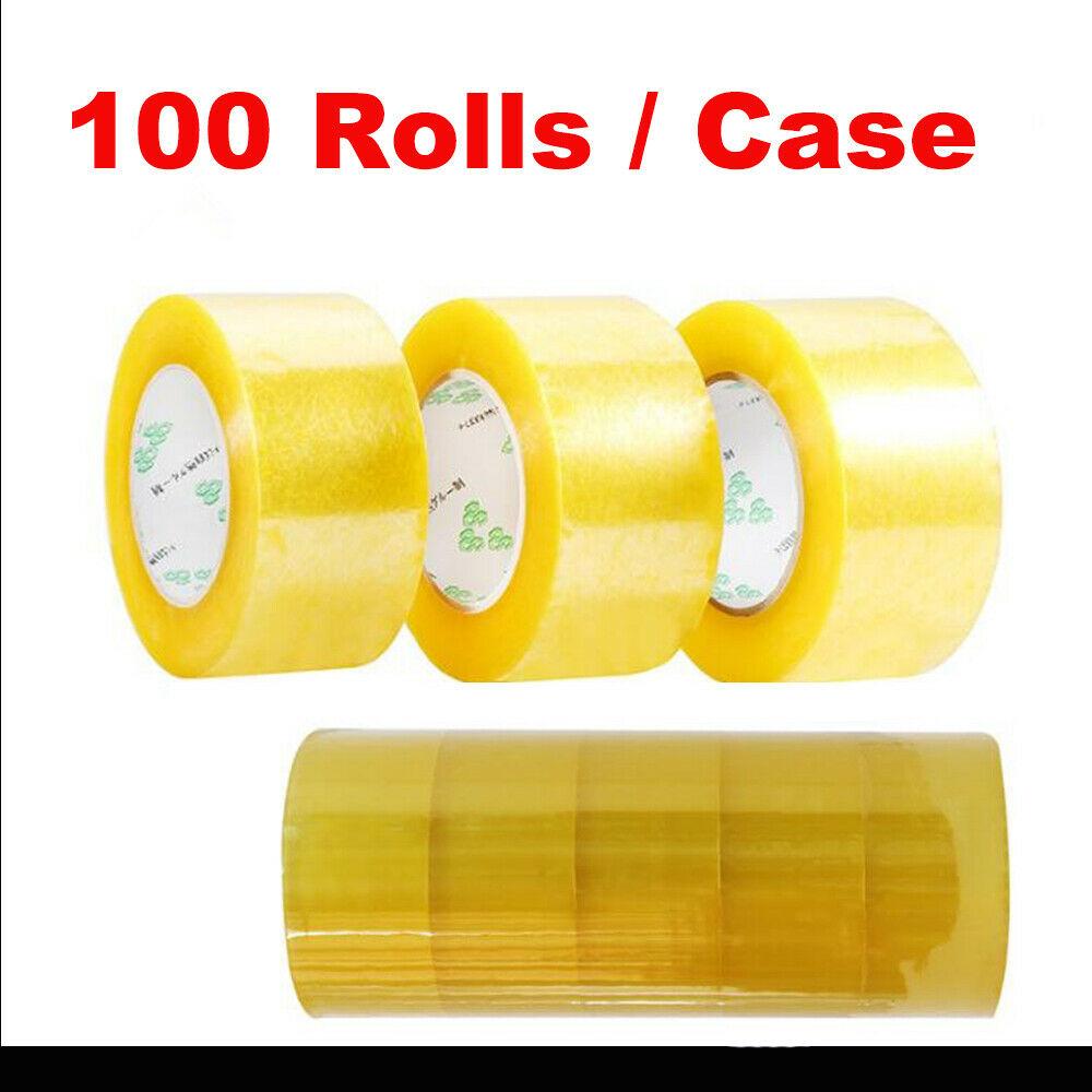 18 Roll 2 inch X 55Yard Heavy Duty Packing Tape Cartoon Sealing Packaging Tape