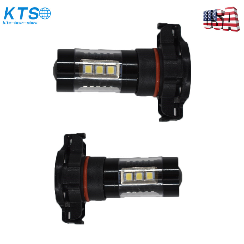 Led Fog Lights For 2007 2015 Chevrolet Silverado 1500 2500