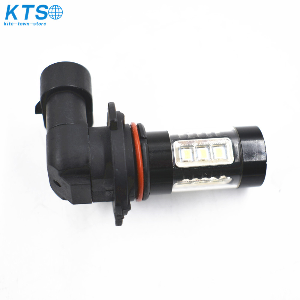 2x 80w For Cree Led 6000k White Headlight For Can Am