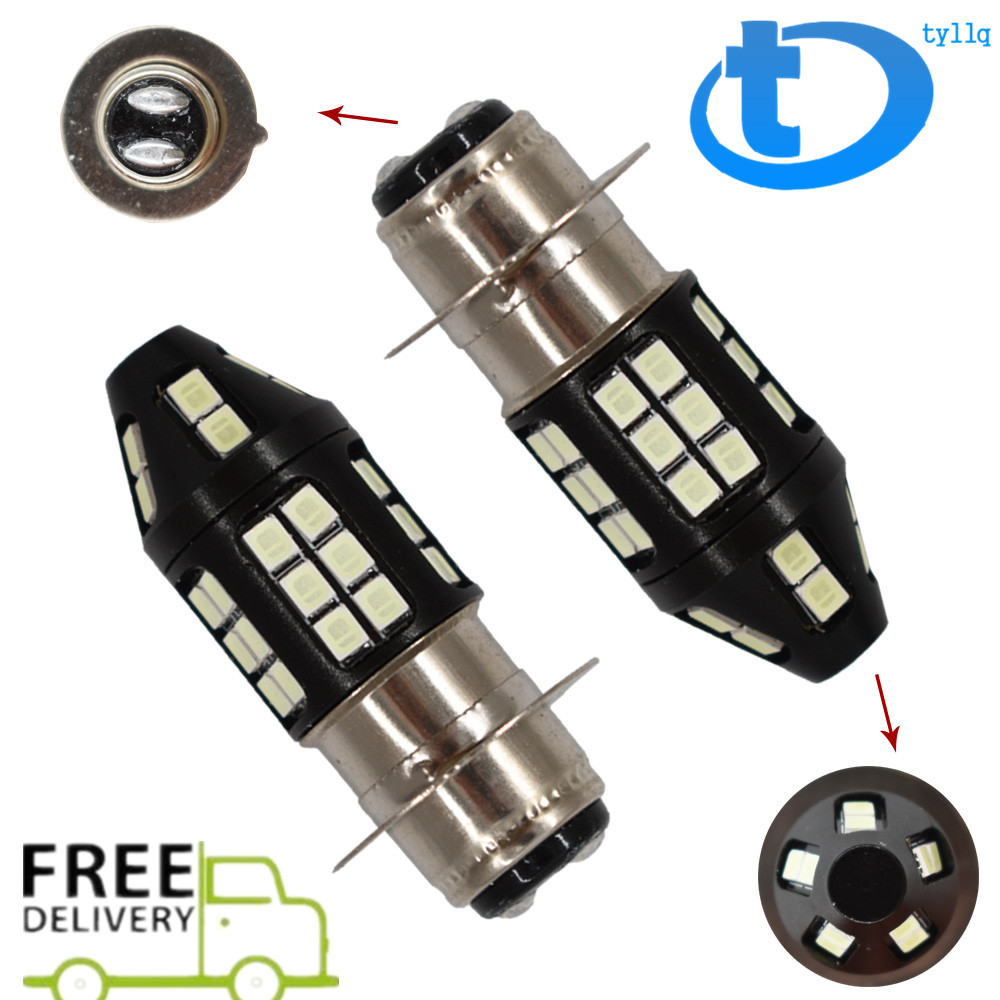 Details about 2x 8000K LED Headlights Lamp For Yamaha YFZ450 YFZ 450  2004-2015 2016 2017 2018
