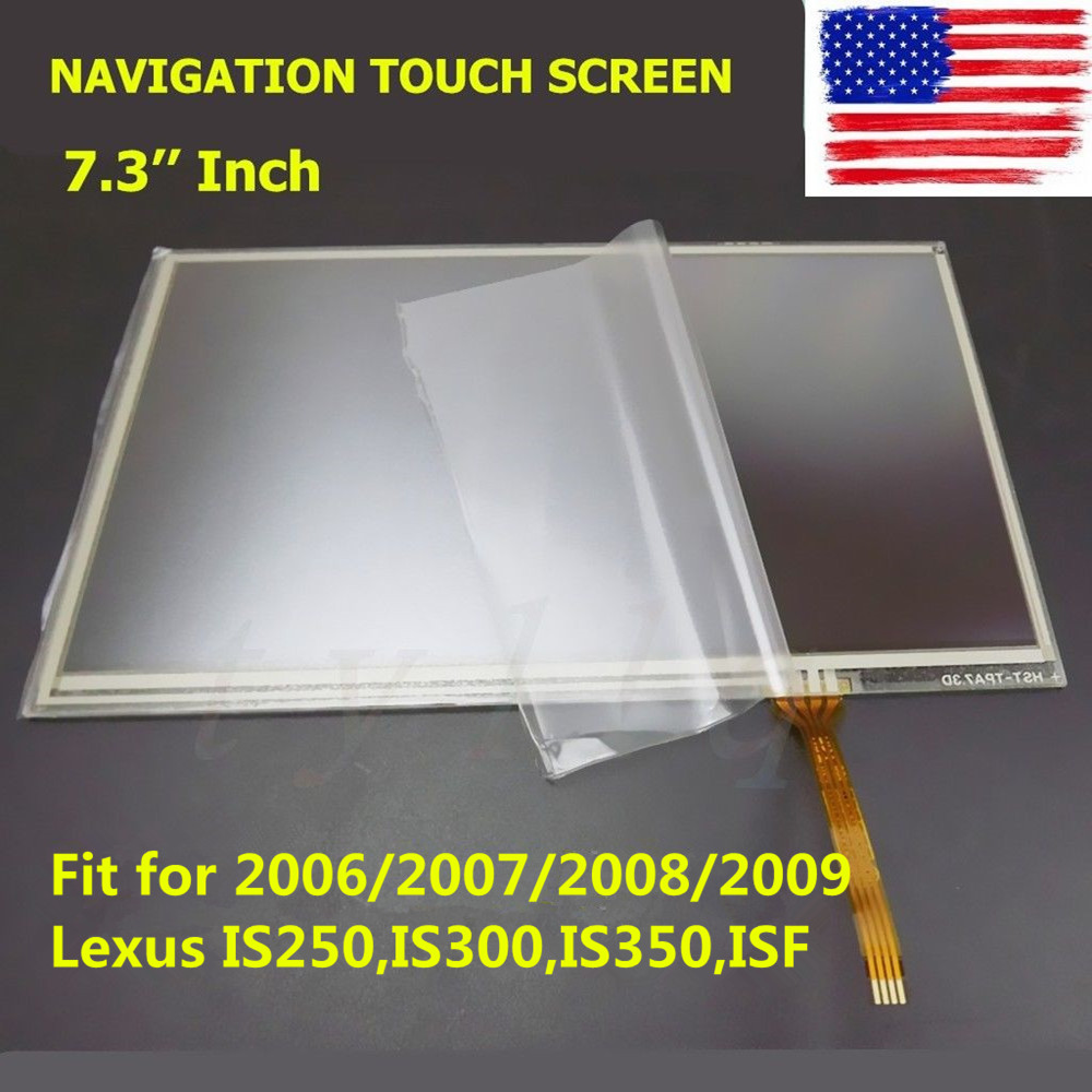 NEW NAVIGATION TOUCH SCREEN for LEXUS IS250 IS300 IS350 ISF 2006 2007 2008 2009