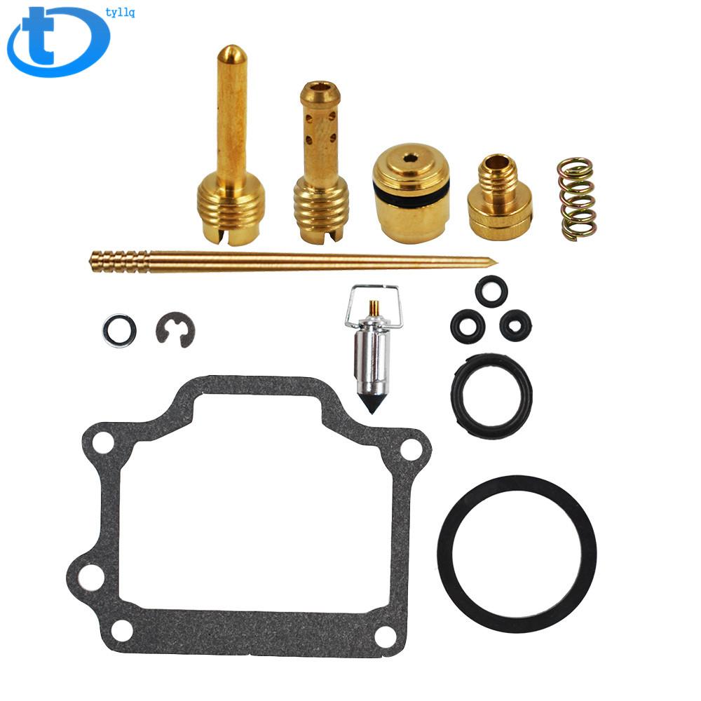 Carburetor Rebuild Kit Repair Carb for LT185 Quadrunner LT 185 1984-1987 1985 1986