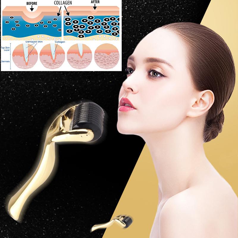 0-5-3-0mm-540-Titanium-Microneedle-derma-Roller-dermaroller-Micro-Needle-Therapy thumbnail 15