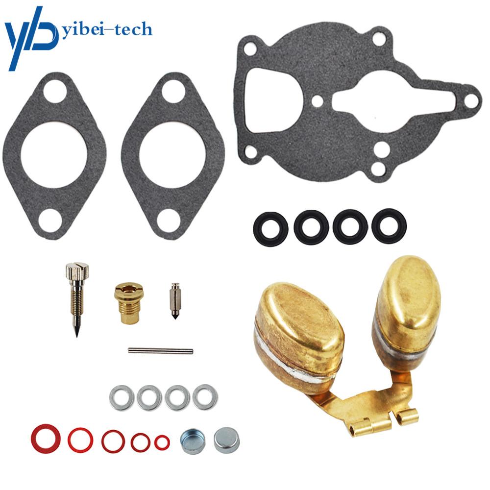 Details about Carburetor Kit & Float for Zenith Wisconsin Engine VH4D VHD  TJD replaces LQ39