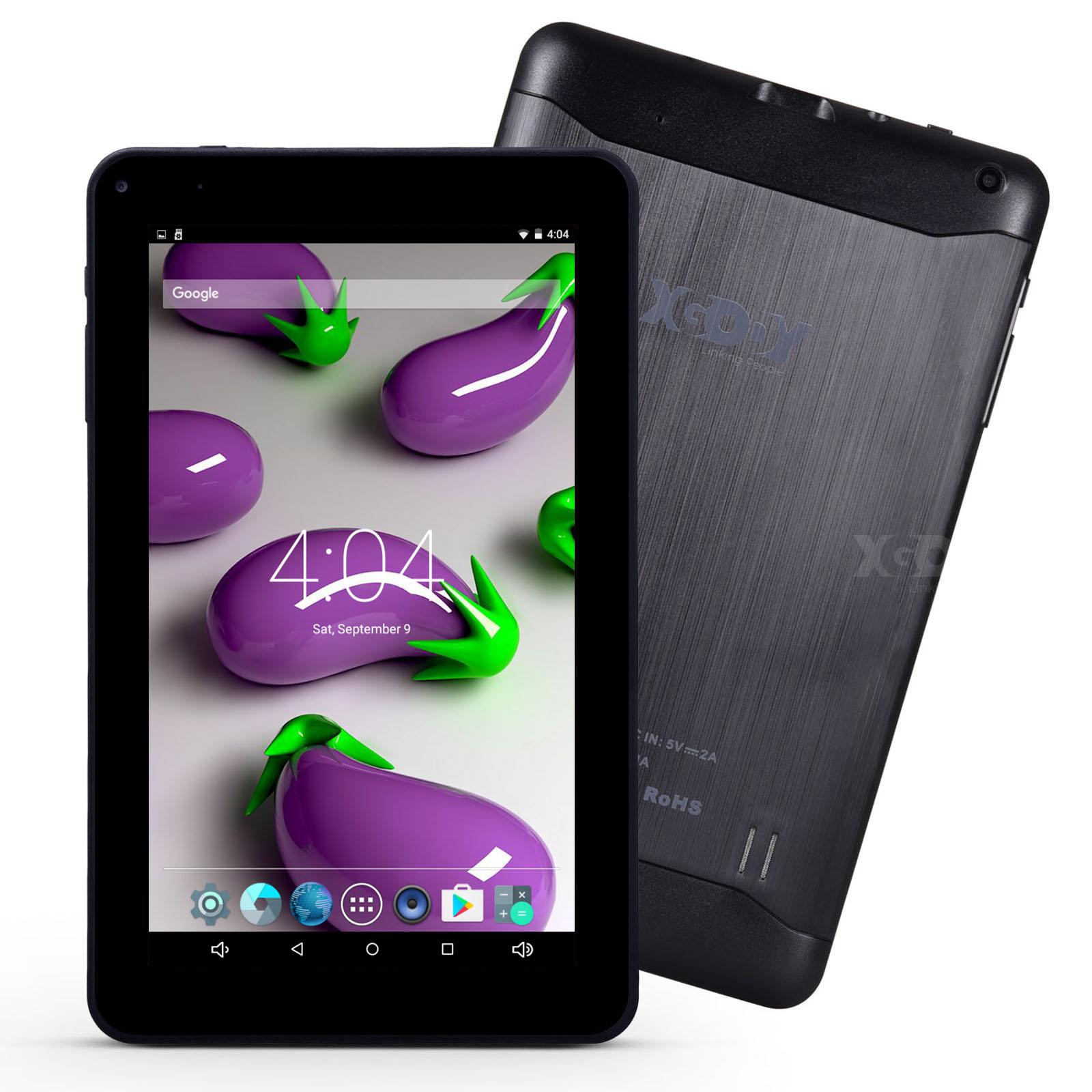 XGODY-10-1-Inch-Android-7-0-1-16GB-Quad-Core-Tablet-PC-Dual-Camera-HD-Bluetooth thumbnail 5