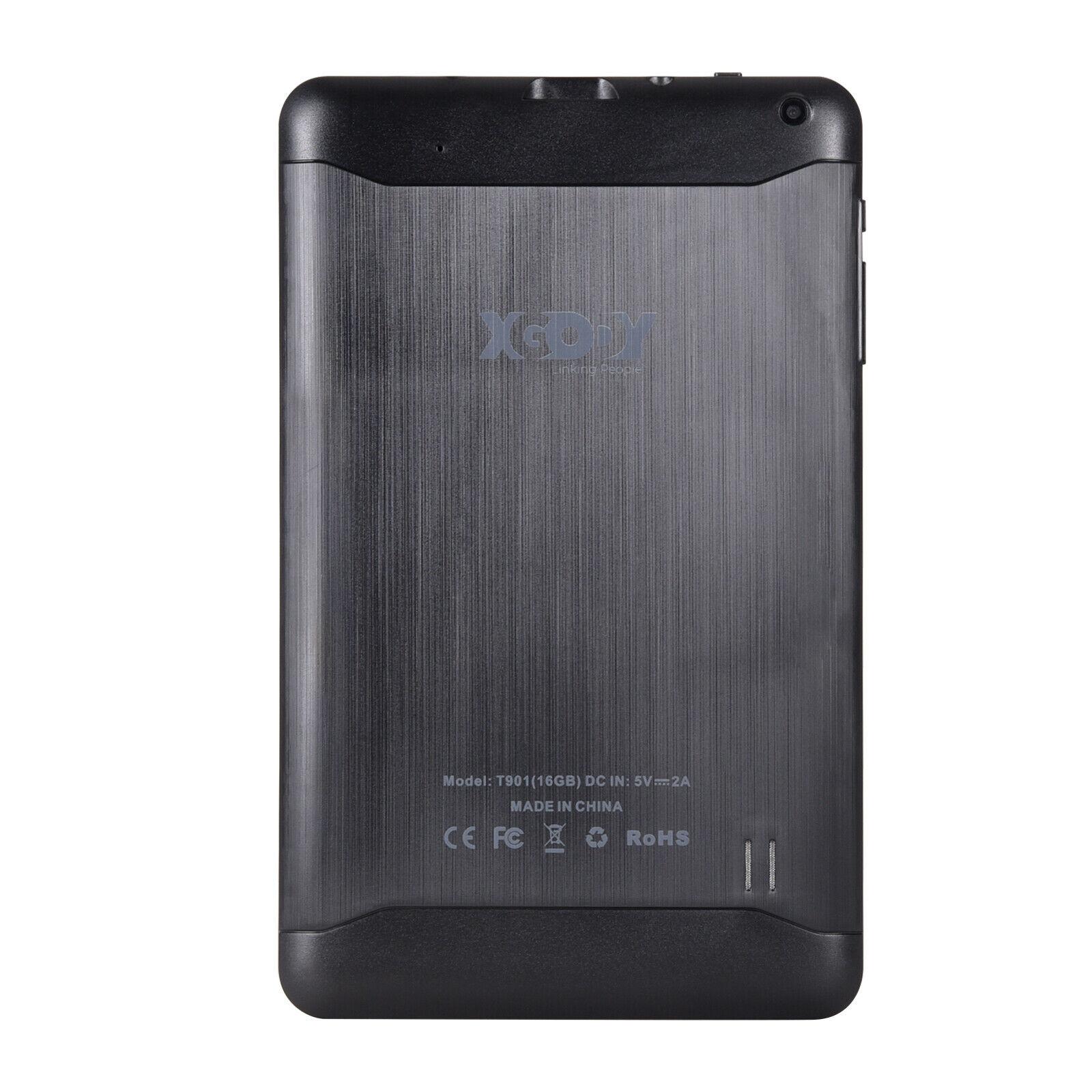 XGODY-10-1-Inch-Android-7-0-1-16GB-Quad-Core-Tablet-PC-Dual-Camera-HD-Bluetooth thumbnail 11