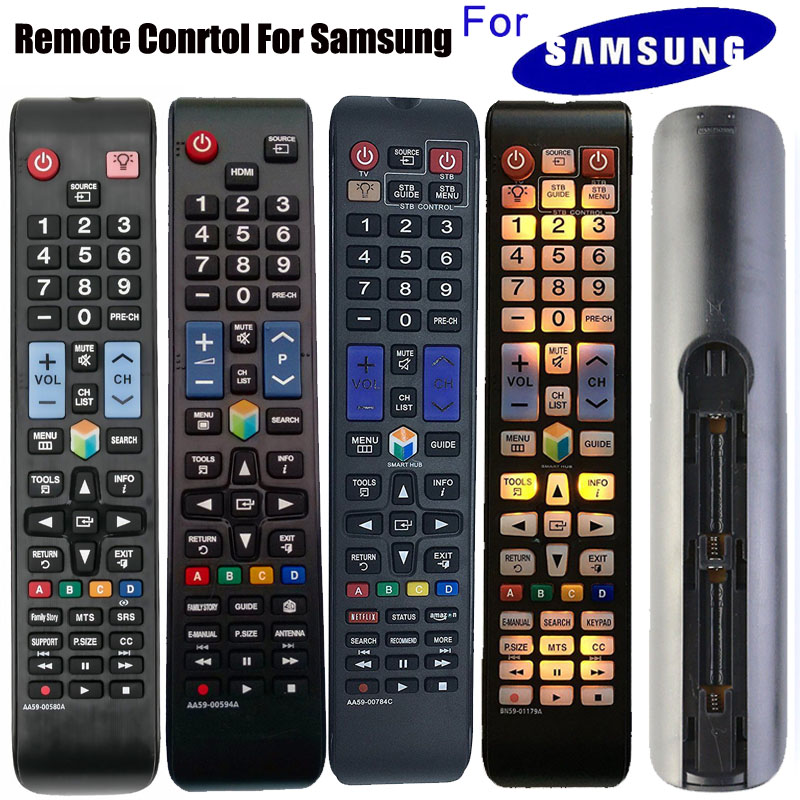 LN52C539F1HXZA LN55C650L1F OEM Samsung Remote Control: LN46C650L1FXZA LN46C650L1FXZC LN46C650L1FXZX LN55C650 LN52C539F1H