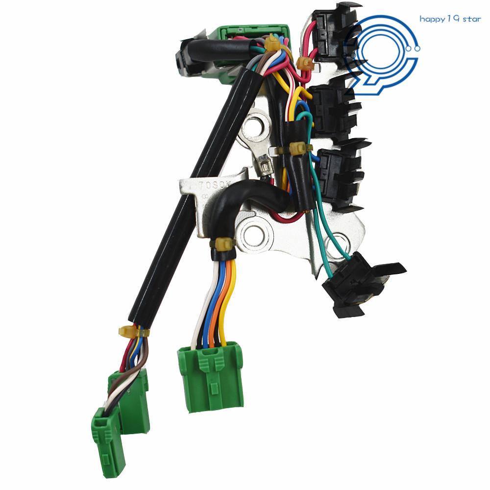 CVT JF011E RE0F10A F1CJA Valve Body Electrical Harness/1 Sensor for Nissan  07+