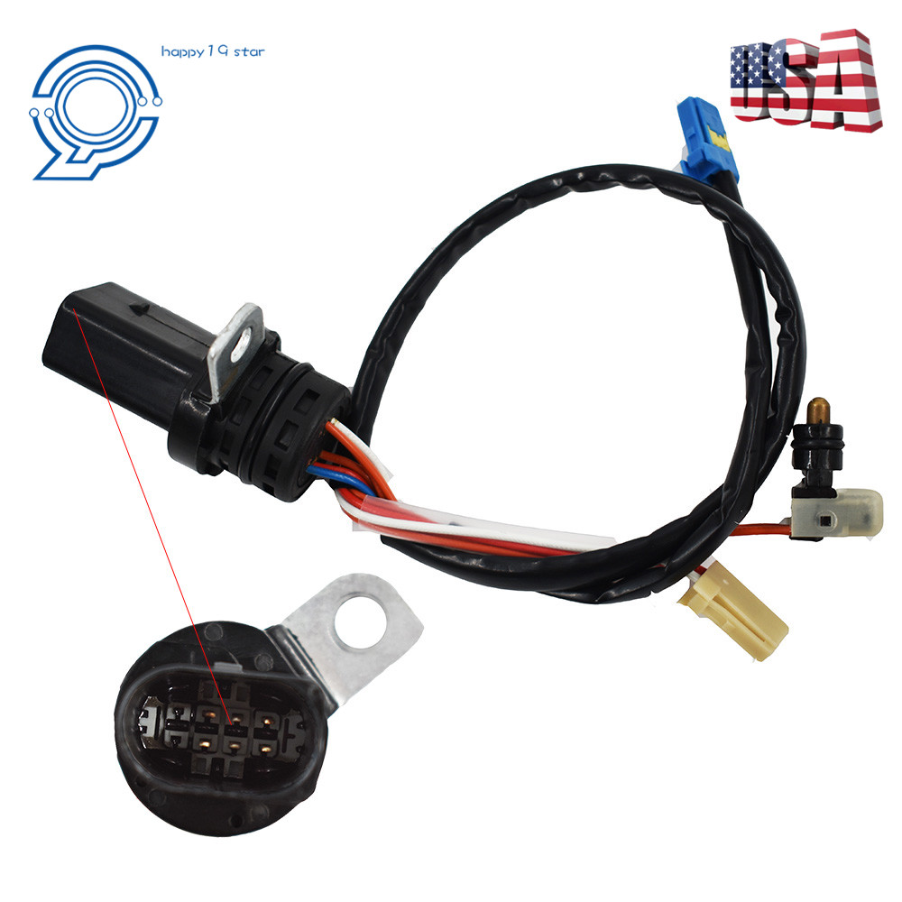 NEW 09G927363B Internal Wiring Harness Fit for Volkswage VW AUDI (6 on 6 pin cable, 6 pin transformer, 6 pin ignition switch, 6 pin voltage regulator, 6 pin throttle body, 6 pin power supply, 6 pin wiring connector, 6 pin switch harness, 6 pin connectors harness,