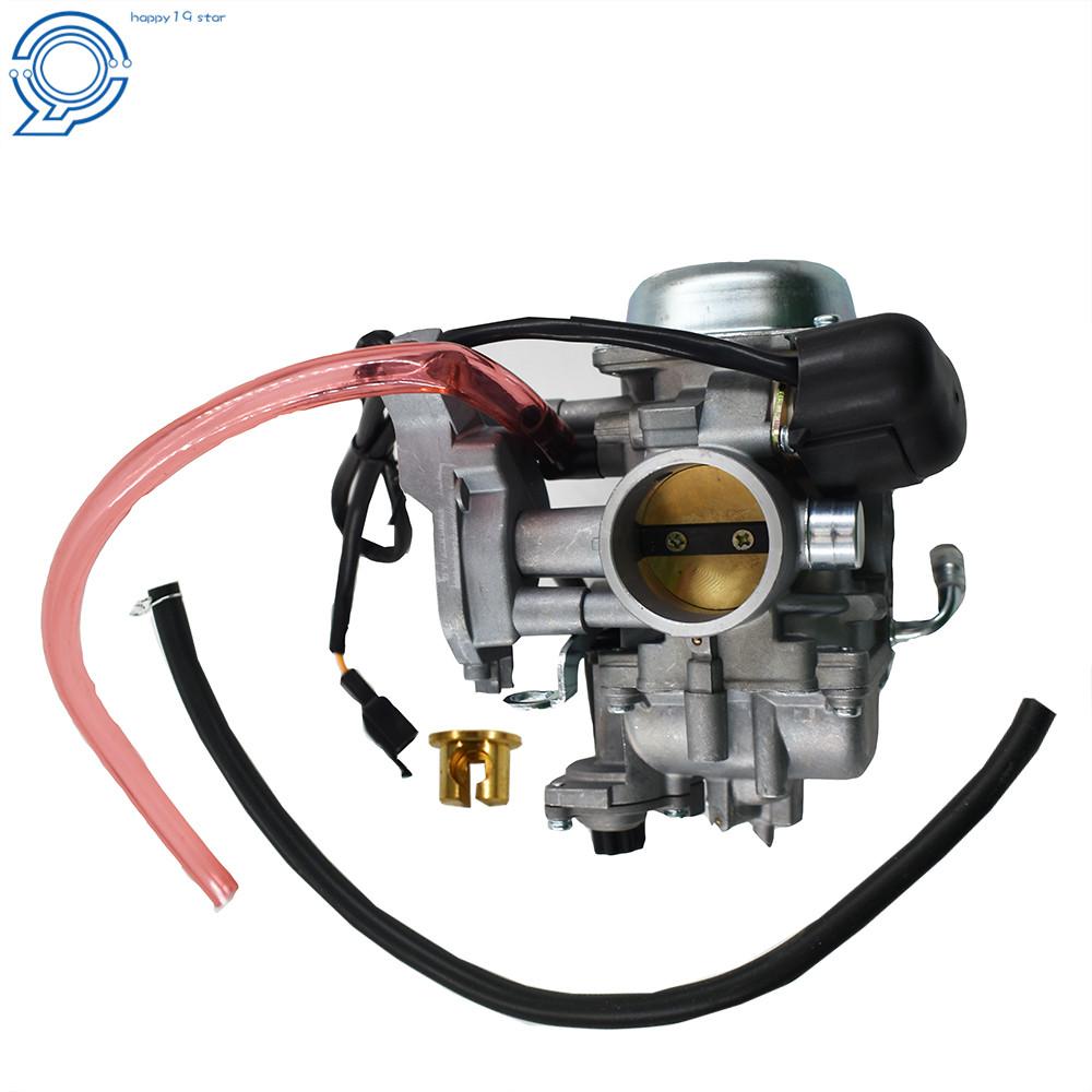 Carburetor Fit Arctic Cat ATV 350 366 400 Carb 0470-737 2008-2017