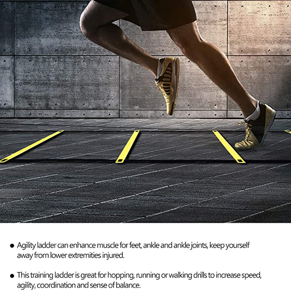 Sport Training Ladders Agility Speed Ladder Stairs Soccer