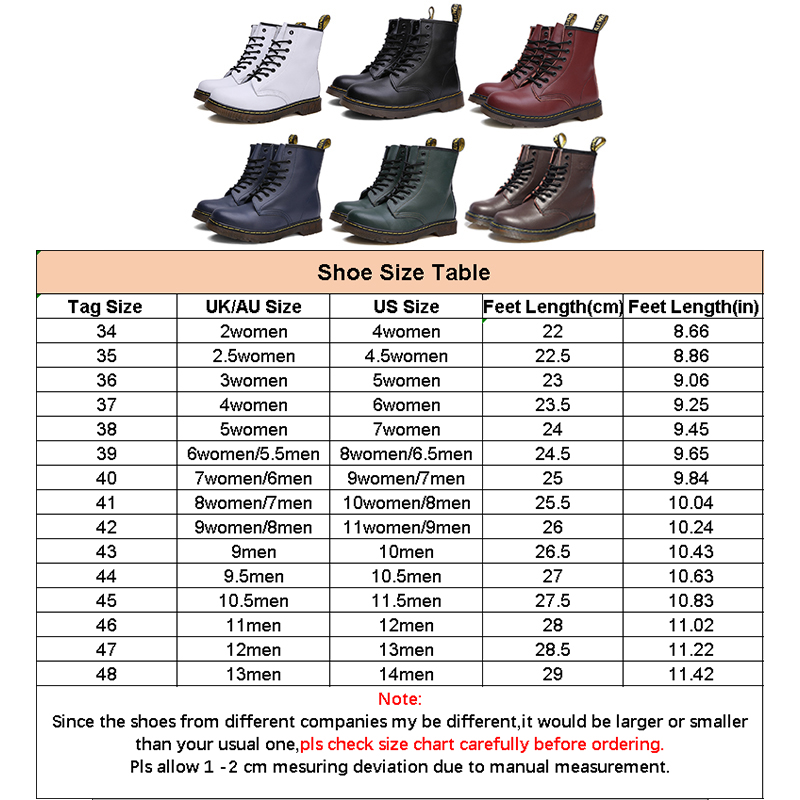 thumbnail 27 - Womens Platform Biker Boots Comfy Black Leather Punk Goth Thick Sole Ankle Shoes