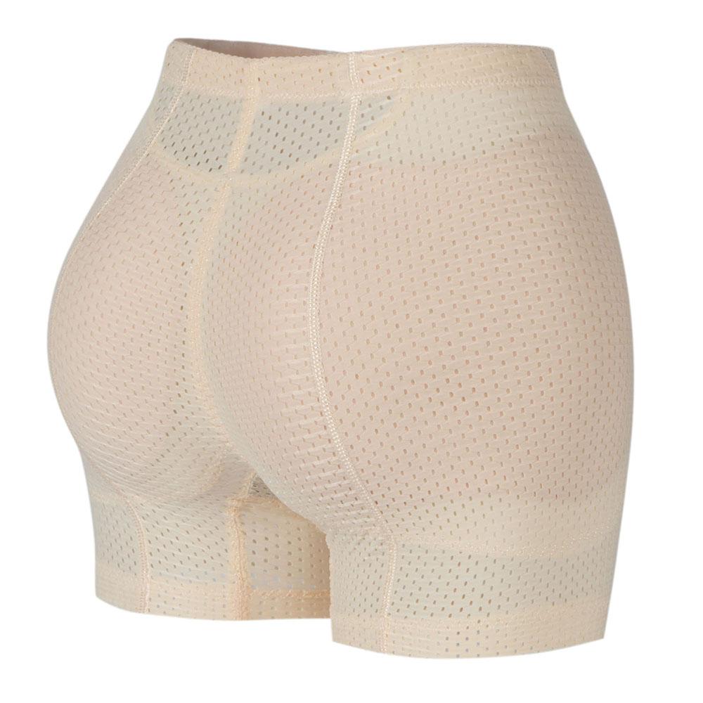 New Women Shaper Breathable Underwear Hip Enhancer High Elastic Butt Pad