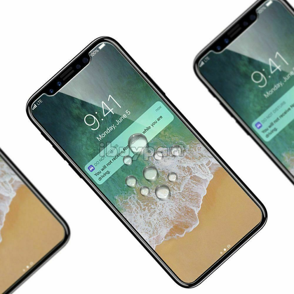 3-Pack-For-iPhone-11-Pro-11-Pro-Max-X-Xs-Max-XR-Tempered-Glass-Screen-Protector thumbnail 37