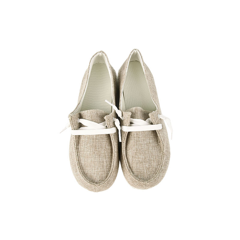 thumbnail 14 - USA Women Pumps Slip On Flat Loafers Trainers Jogging Sneakers Casual Boat Shoes