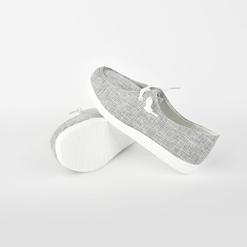 thumbnail 35 - USA Women Pumps Slip On Flat Loafers Trainers Jogging Sneakers Casual Boat Shoes
