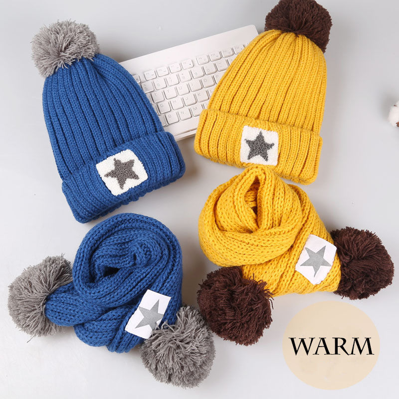 Apparel Accessories Purposeful Cute Baby Winter Hat Warm Child Beanie Cap Animal Cat Ear Kids Crochet Knitted Hat For Children Boys Girls Hot New Girl's Hats