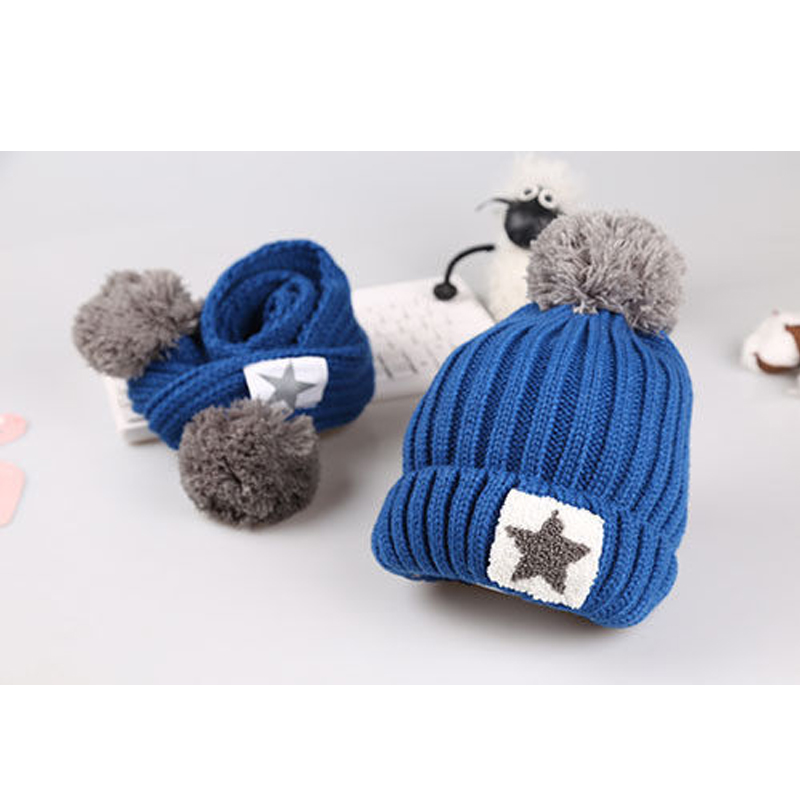 Girl's Accessories Purposeful Cute Baby Winter Hat Warm Child Beanie Cap Animal Cat Ear Kids Crochet Knitted Hat For Children Boys Girls Hot New