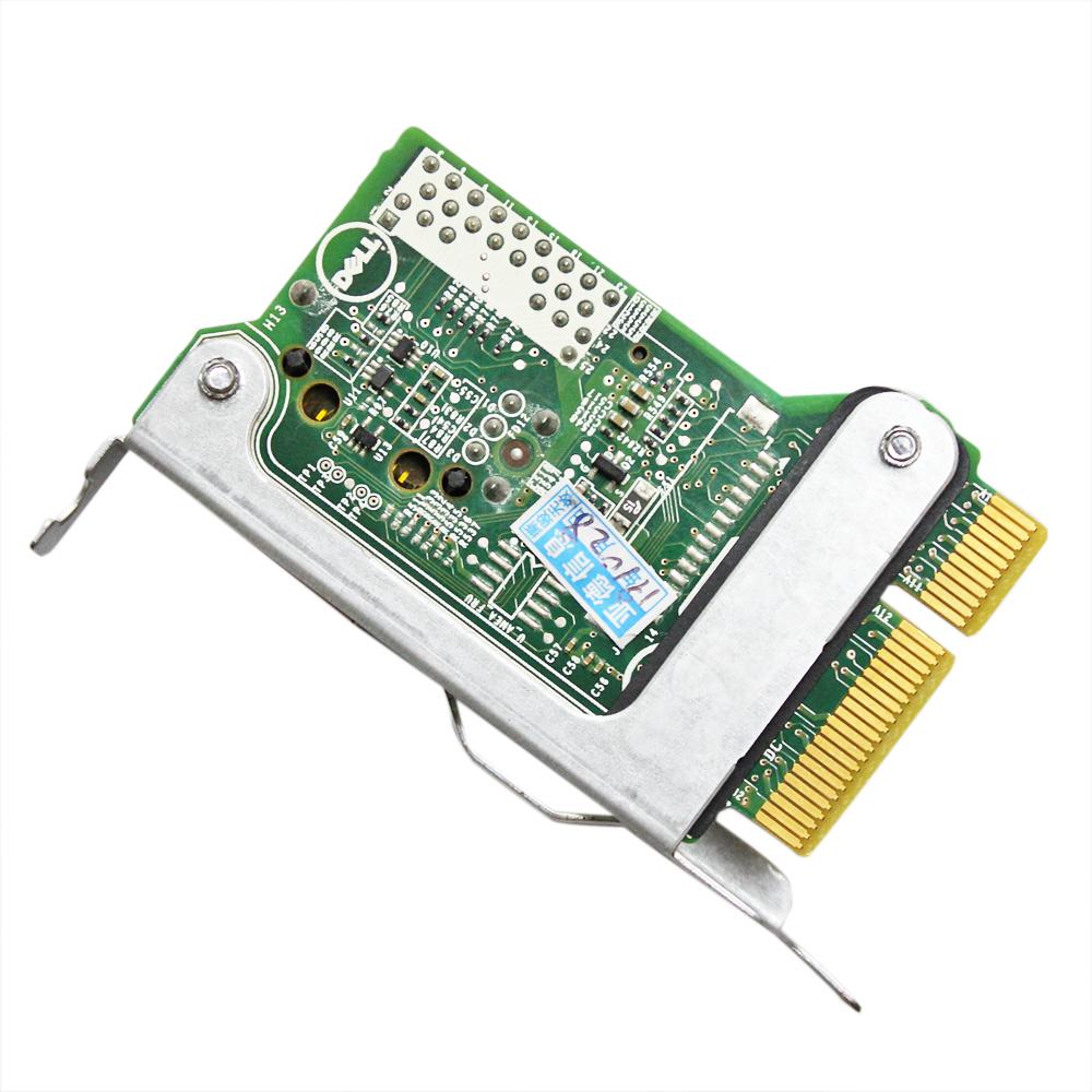 81RK6 Remote Access Card for Dell R320 R420 R520 T320 T420 iDRAC 7 Enterprise US