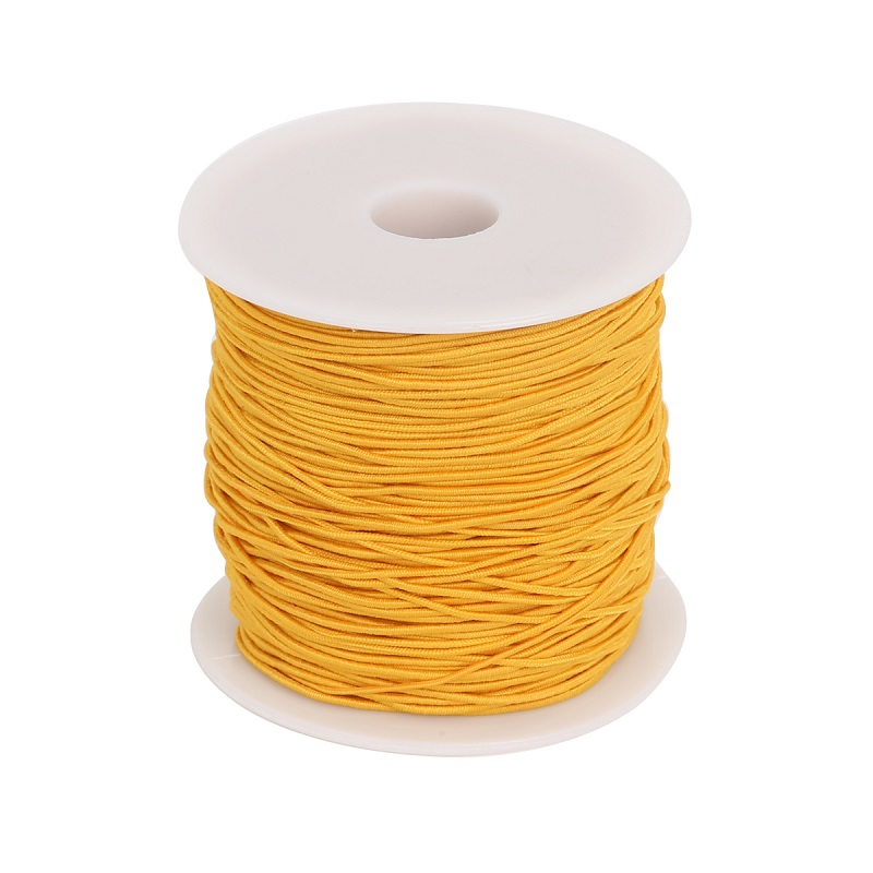 50-M-Elastic-Cord-Beading-Wire-Nylon-String-Rope-Thread-Bracelet-Necklace-DIY miniature 14