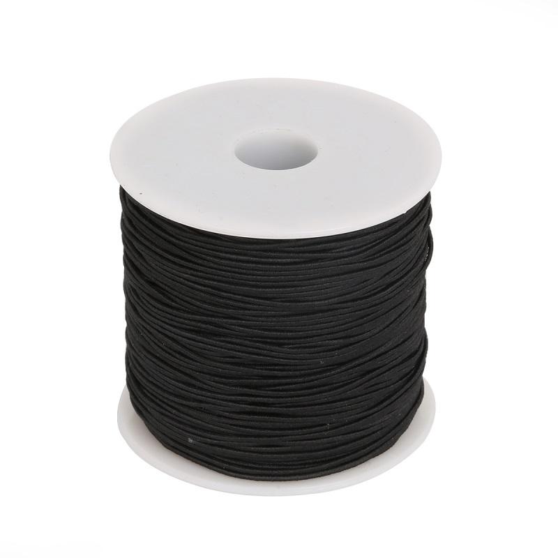 50-M-Elastic-Cord-Beading-Wire-Nylon-String-Rope-Thread-Bracelet-Necklace-DIY miniature 16